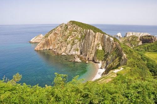 La playa del Silencio en Asturias, un rincón mágico