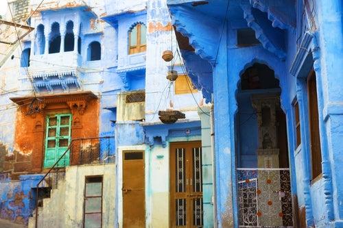 Calle de Jodhpur