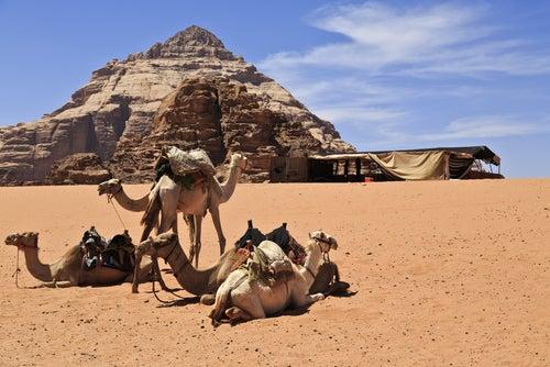 Wadi Rum en Libia
