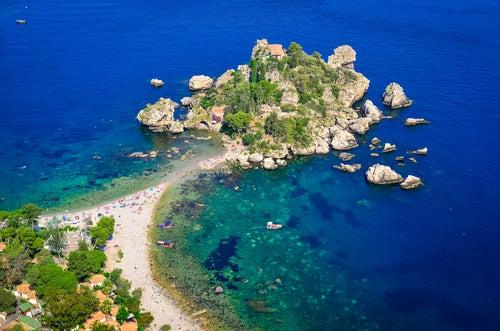 Playa de Taormina