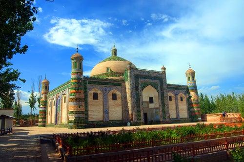 Kashgar en la Ruta de la Seda