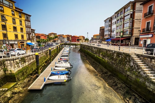 Llanes en el Principado de Asturias