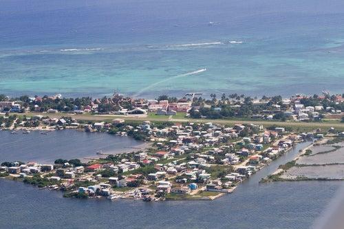 San Pedro en Cayo Ambergris