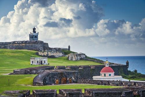 Fuerte de San Felipe en Viejo San Juan