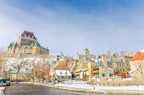 Quebec en Canadá