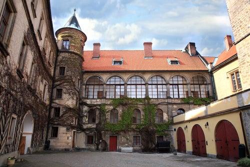 Castillo de Hruba Skala