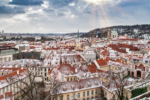Praga en invierno