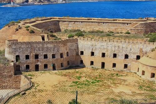 Castillo en Cartagena