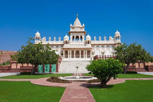Jaswant Thada en Jodhpur