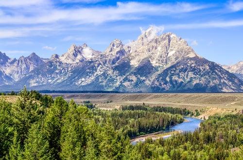 Parque Nacional Gran Teton