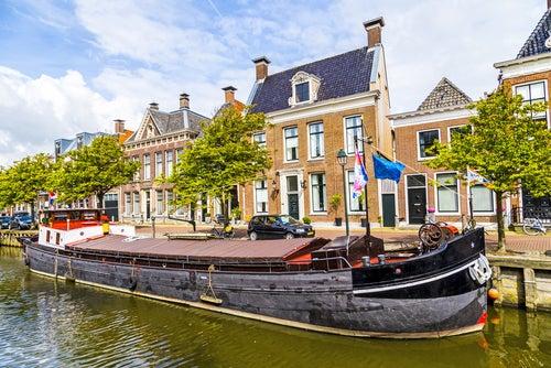 Harlingen en Holanda