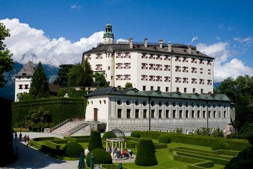 Palacio de Ambras en Innsbruck