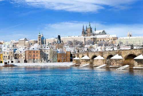 Praga en invierno, inolvidable