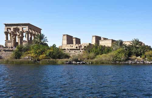 Las orillas del Nilo: viaje al Antiguo Egipto
