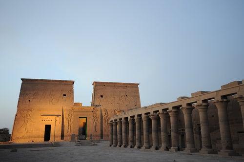 Abidos en Egipto