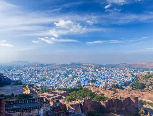 Jodhpur: una ciudad azul en la India