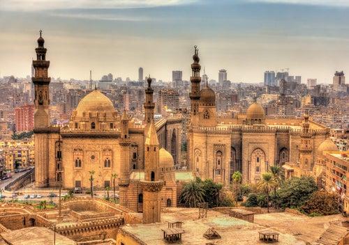 Ciudades del pasado que siguen existiendo