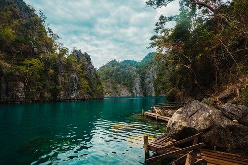 Coron en Filipinas