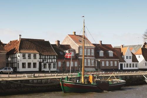 Ribe en Dinamarca