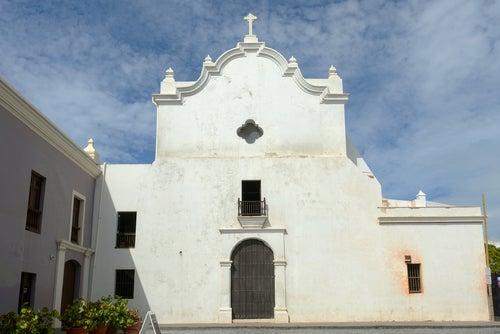 Iglesia en Viejo San Juan