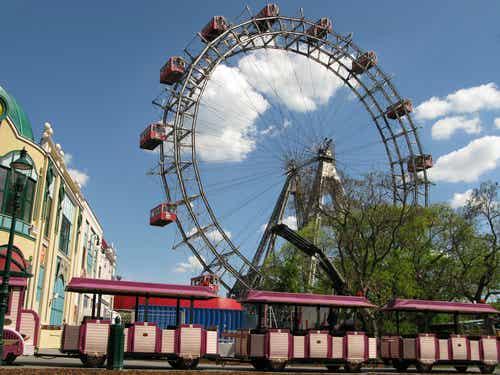 El Prater de Viena: un curioso parque de atracciones
