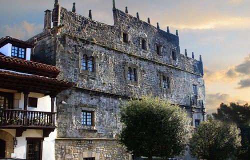 Palacio en Santillana del Mar