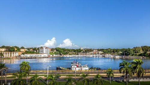 Puerto de Santo Domingo