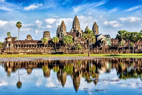 Templos de Angkor, lugares de interés turístico