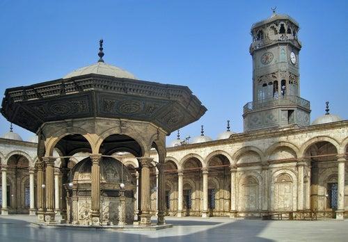 Mezqita de Alabastro en El Cairo
