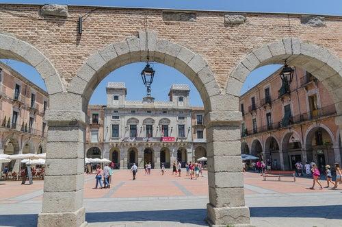 Mercado Chico de Ávila