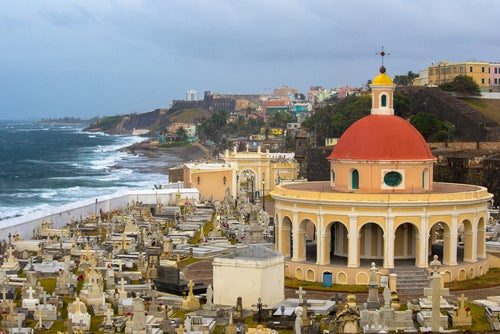 Cementerio del Viejo San Juan