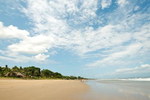 Playa Seminyak en Bali