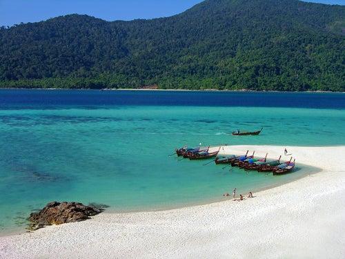 Koh Adang en Tailandia