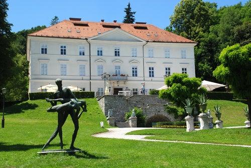 Castillo de Tivoli en Liubliana