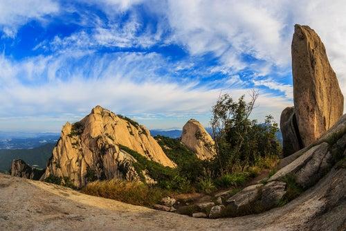 Monte Bukhansan