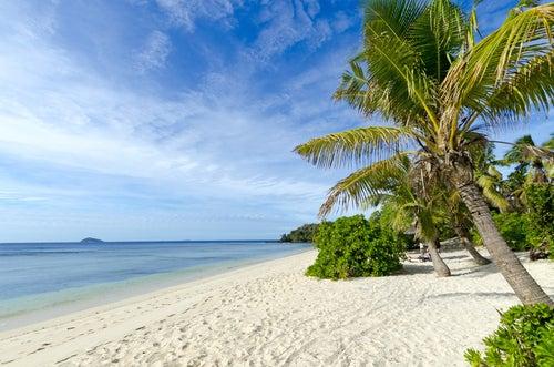 El paraíso de las Islas Mamanuca