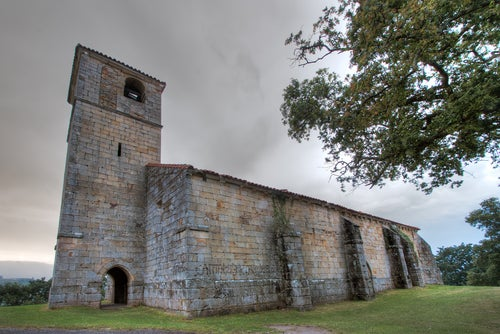 Iglesia en Liérganes