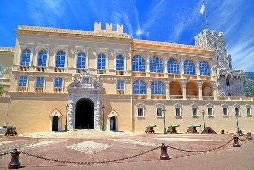 Palacio en Montecarlo