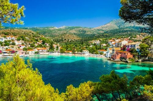 Cefalonia, una isla griega ideal para unas vacaciones