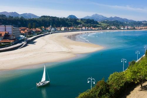 Ribadesella en el Principado de Asturias
