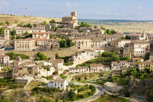 Sepúlveda en Segovia: historia, naturaleza y buena gastronomía
