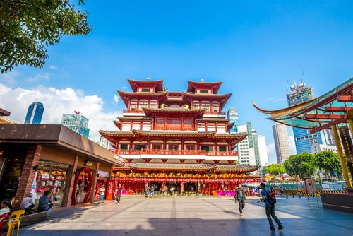 6 famosas chinatowns del mundo