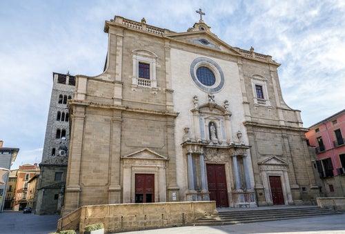 Plaza de la Catedral de Vic