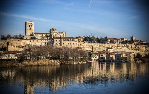 Zamora, una joya del arte románico