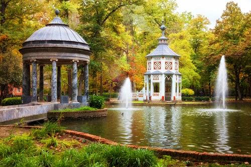 Jardín del Príncipe de Aranjuez