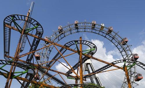 Parque de Atracciones en el Prater
