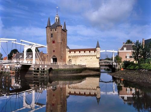 Zierikzee en Holanda