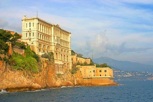 Museo Oceanográfico en Montecarlo