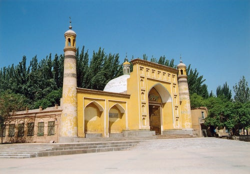 Kashgar en Sinkiang