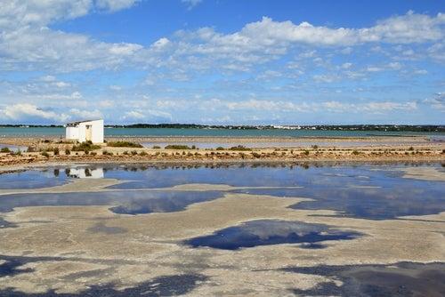 Ses Salines en Ibiza